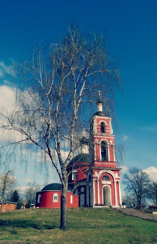Церковь г. Лыткарино - Анастасия