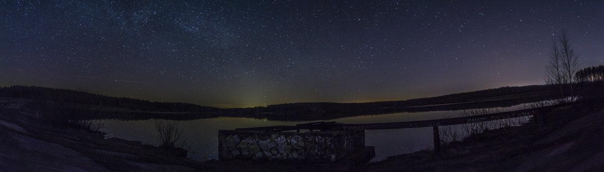 звездное небо - Дмитрий Каляев