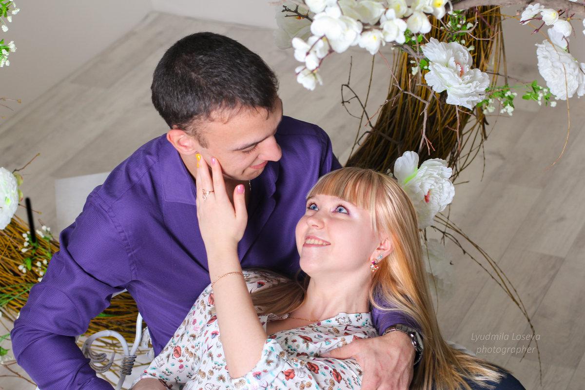Love Story - Людмила Лосева