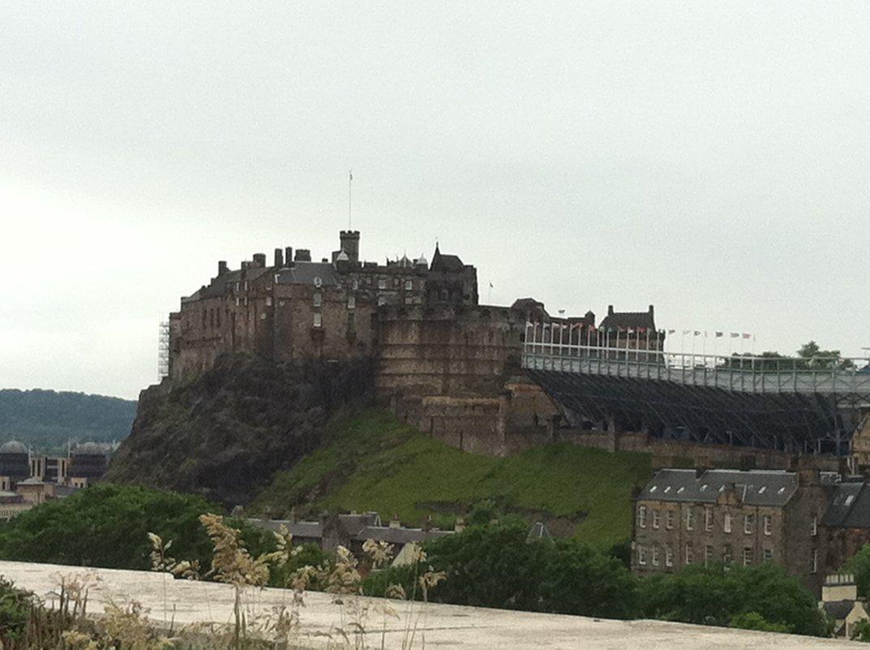 Эдинбургский замок - Марина Домосилецкая