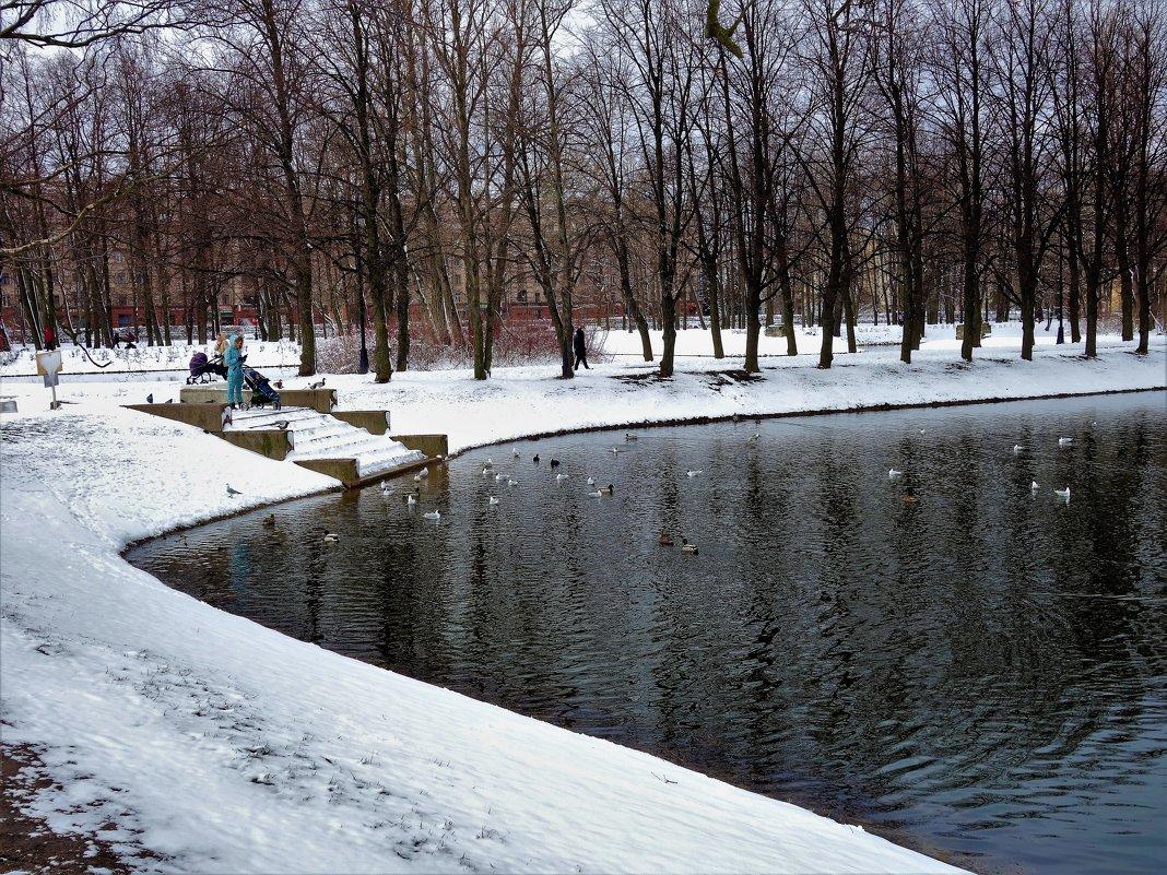 Прикормленное место... - Sergey Gordoff