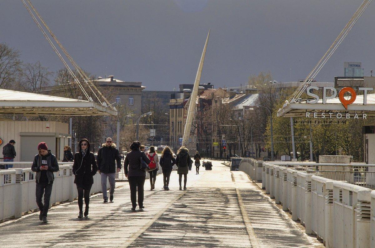 На мосту - Kliwo
