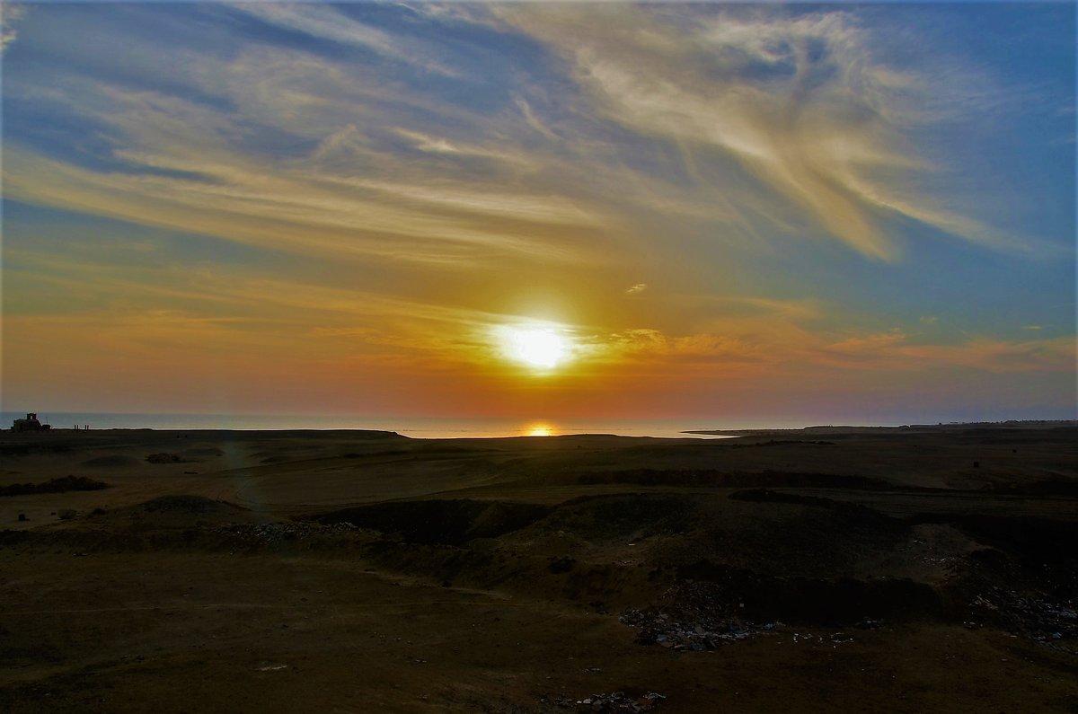 Рассвет над Красным морем... - Sergey Gordoff