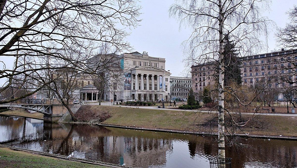 Латвийская национальная опера - Swetlana V