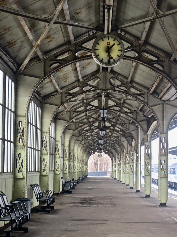 Витебский вокзал - Елена