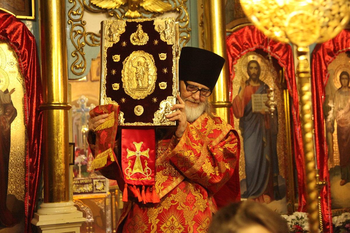 В церкви - Dmitriy Predybailo