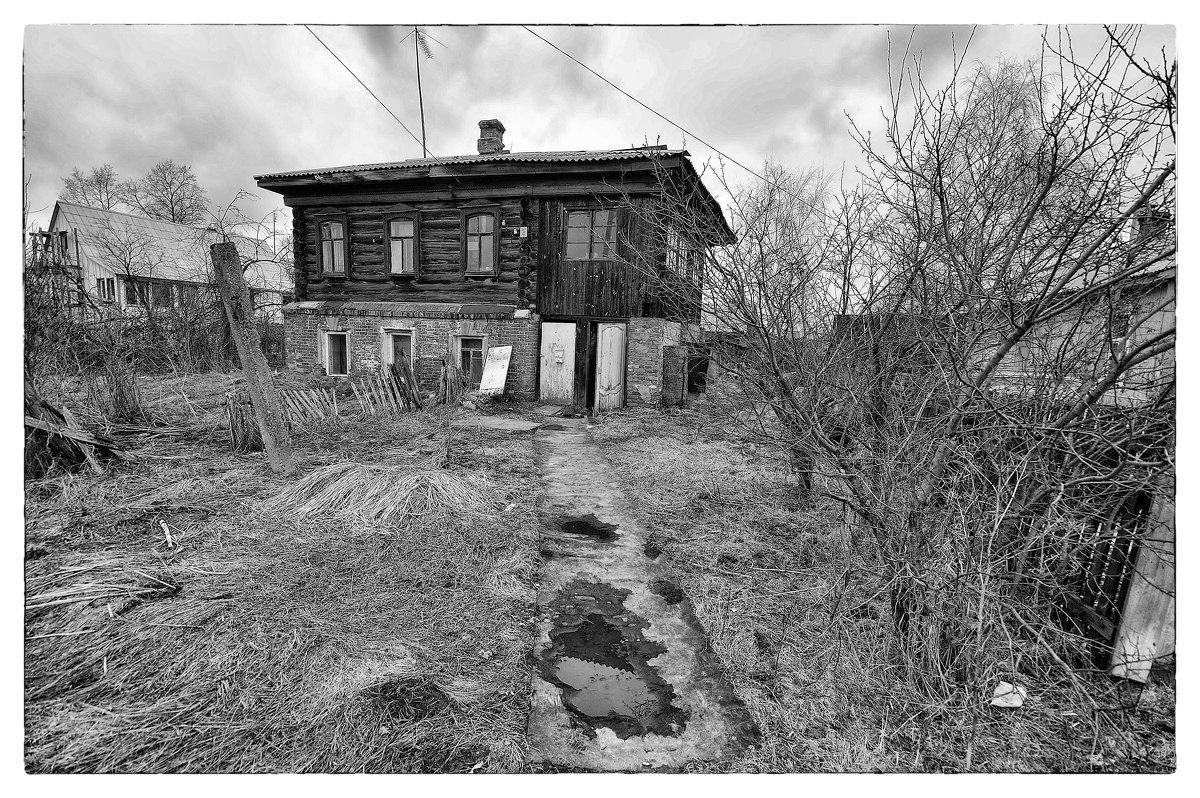 старый дом с. Киясово - Сергей Демянюк