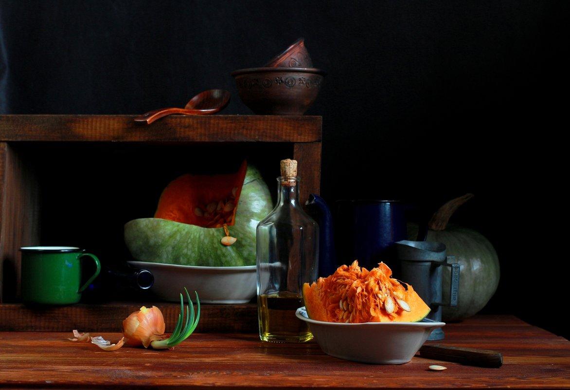 Кухонный мотив - Наталья Казанцева