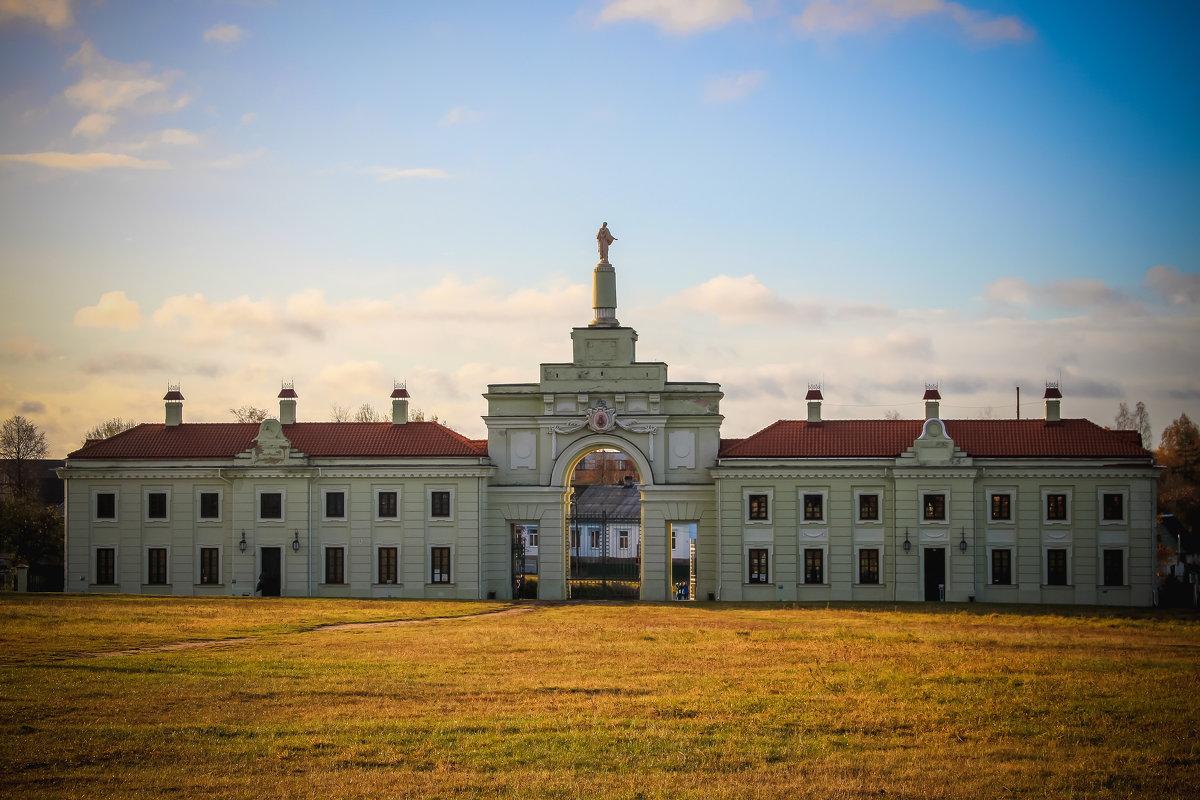 Ружанский дворец Сапег - Екатерина Шиманская