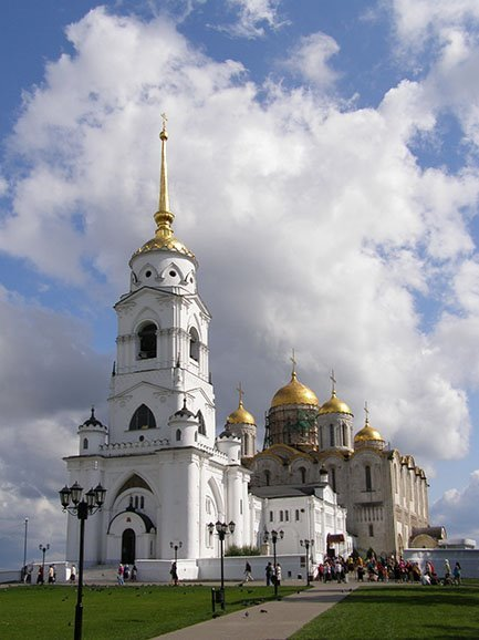 Успенский собор - Анна Воробьева
