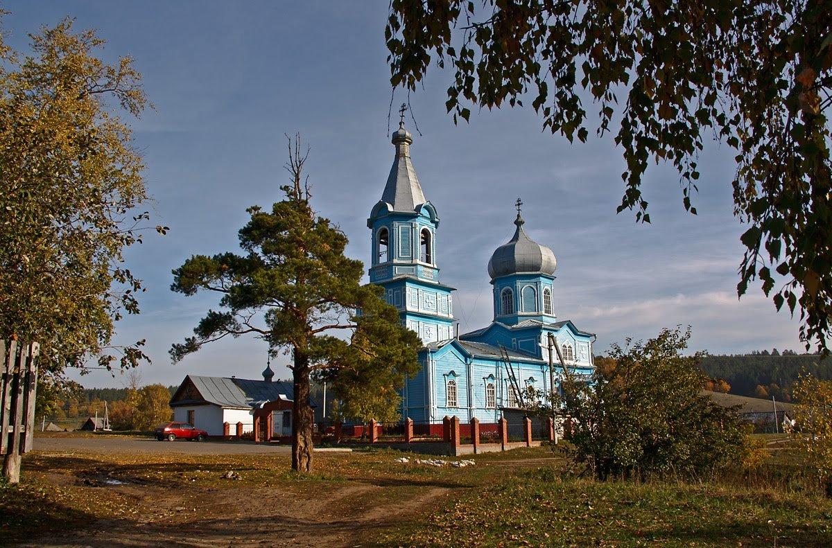 Храм. Кивать. Ульяновская область - MILAV V