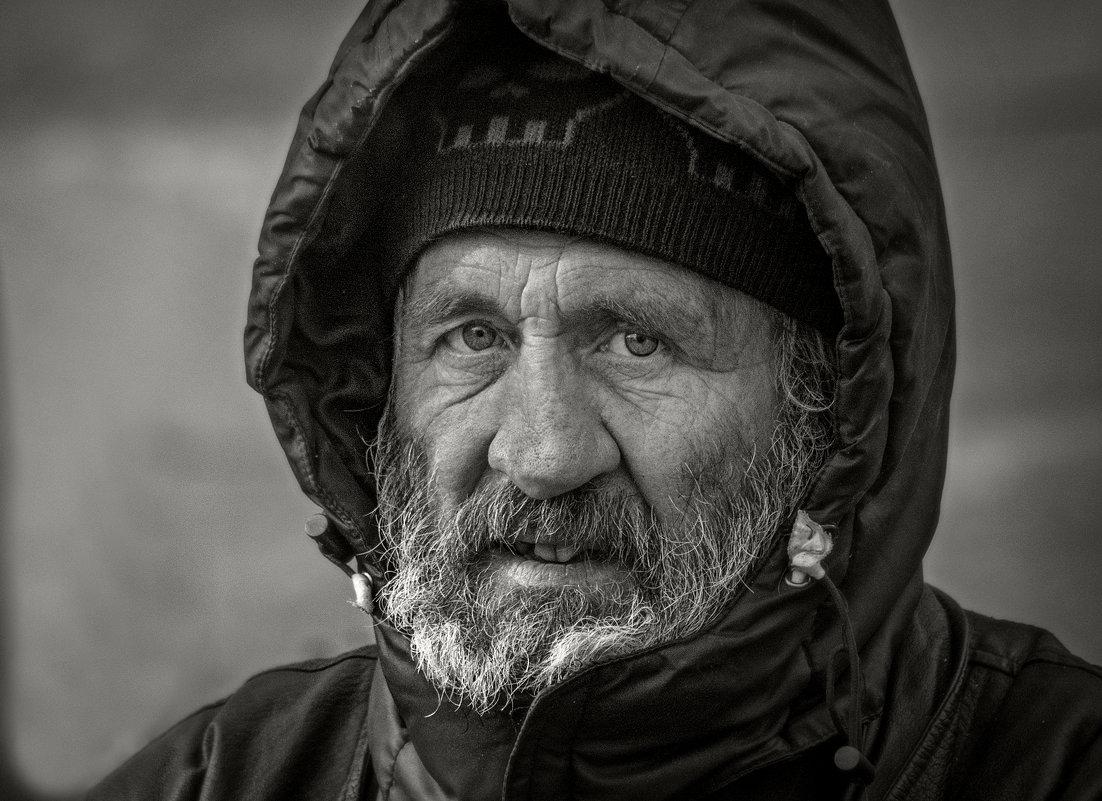 Мужской портрет. - Юрий Гординский