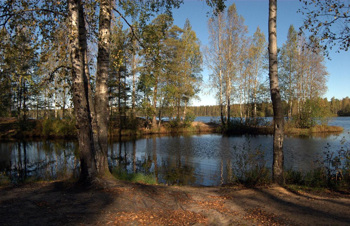 Медное озеро - Наталья