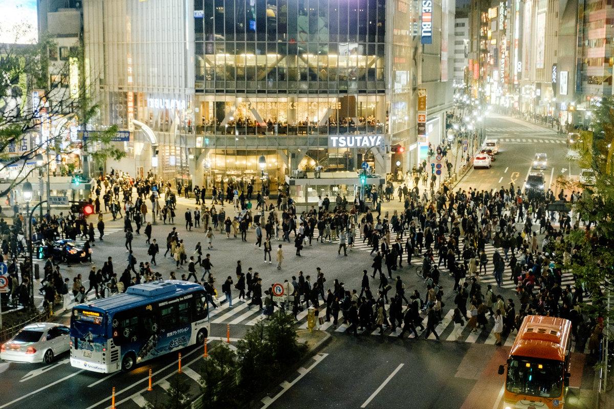 Shibuya - Станислав Маун