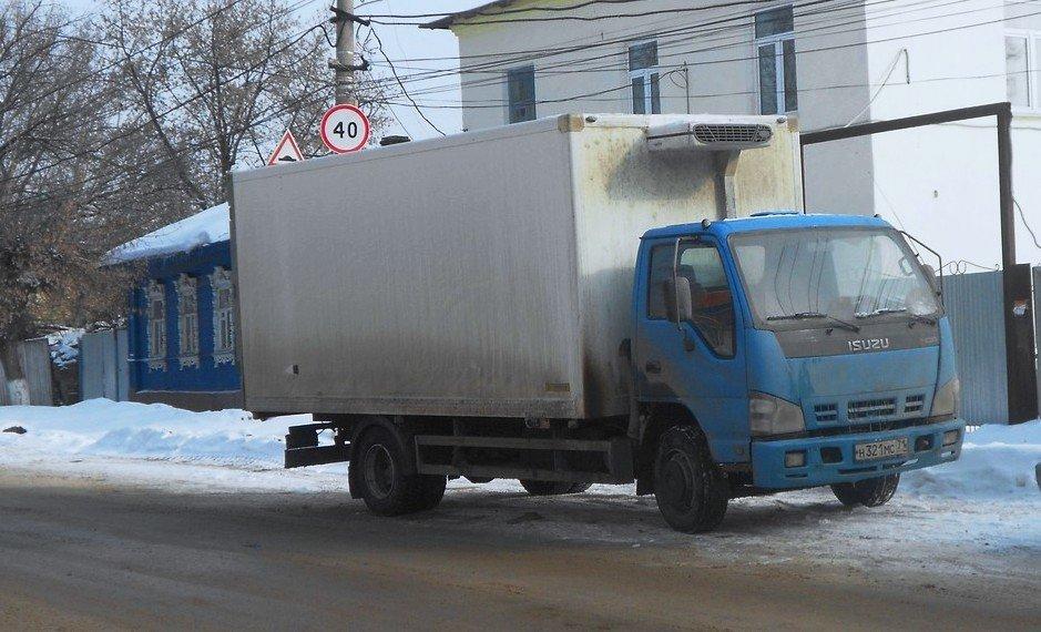 ISUZU - Сергей Уткин