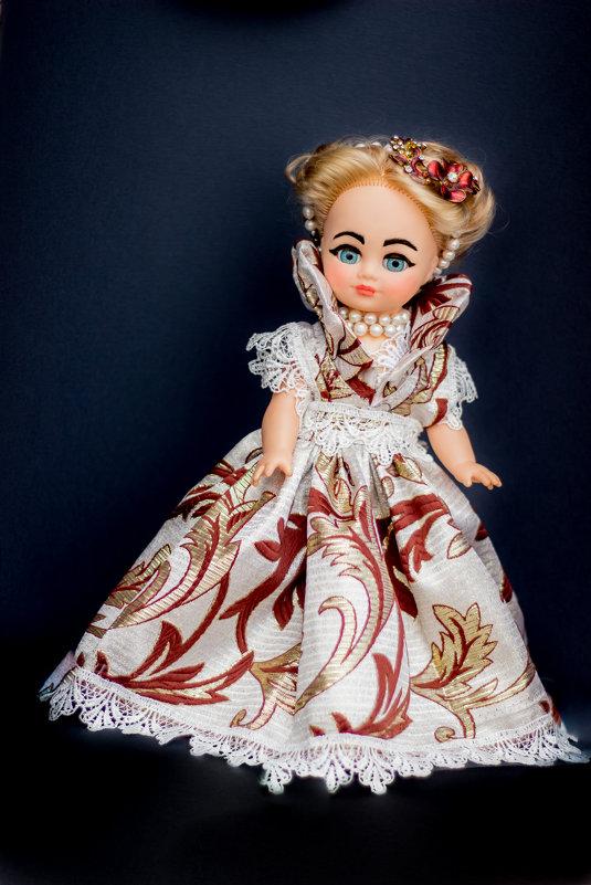 кукла Маша - Ирина Кузина