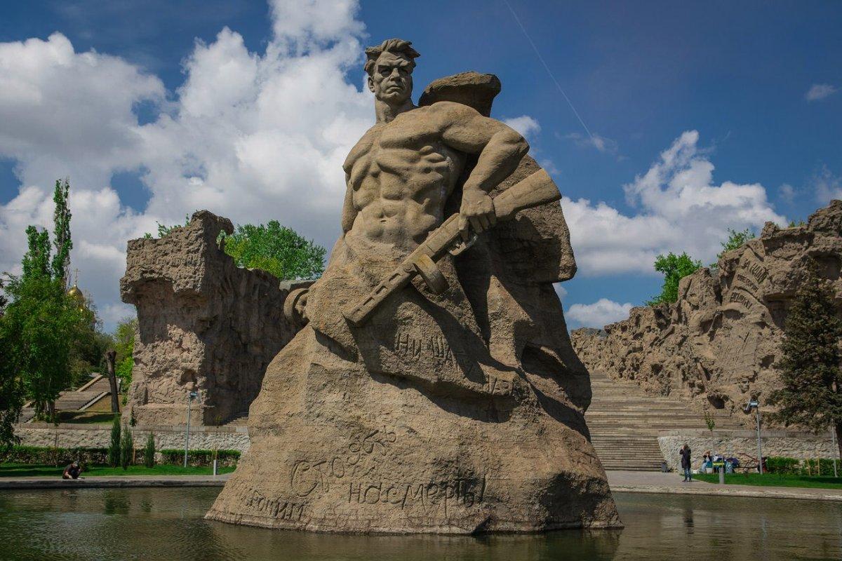 Мамаев Курган - Ruslan --