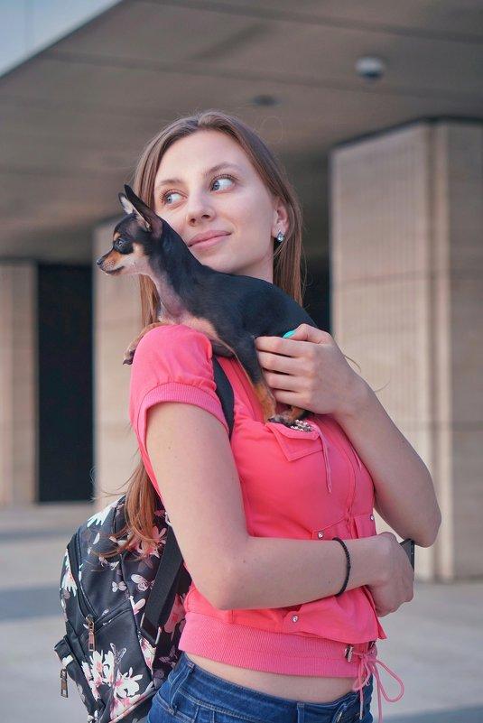 Дама с собачкой - Андрей Майоров
