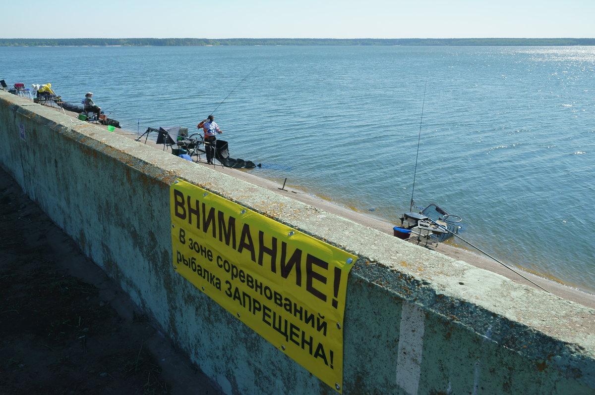 Рыбалка запрещена - Юрий Новичков