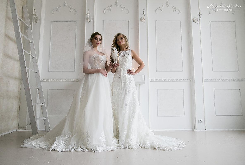 невесты - Александра Кашина