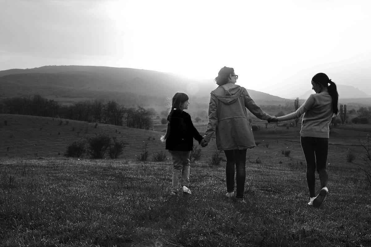 Семейная идилия - Ольга Гудым