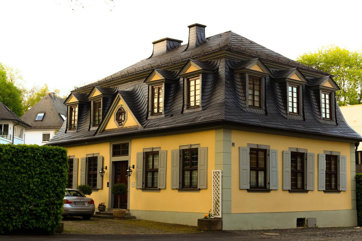 частный домик в Германии. - Ирина ...............