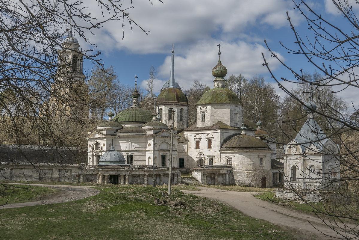 Церковь Рождества Пресвятой Богородицы в Старице. - Михаил (Skipper A.M.)