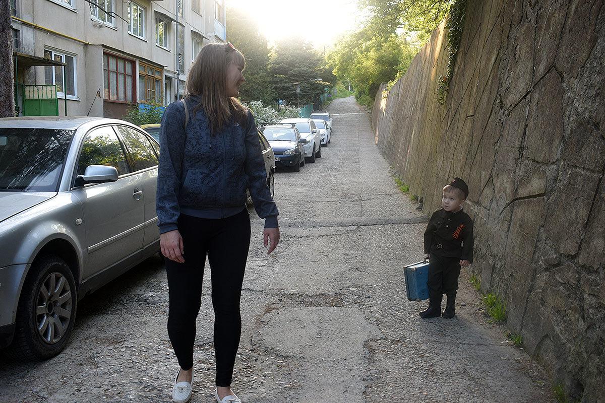 Шел солдат на побывку домой - Елена Перминова