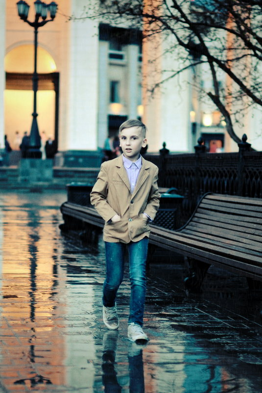 юный театрал - Gala *
