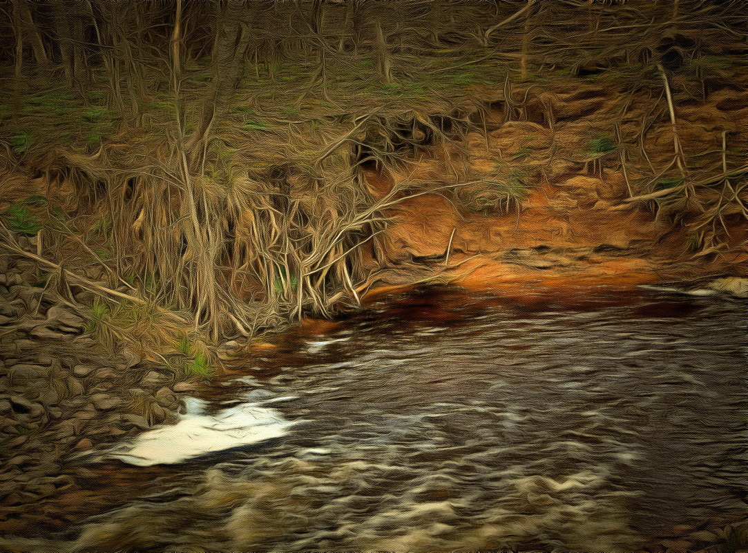 Все реки текут.... - Tatiana Markova