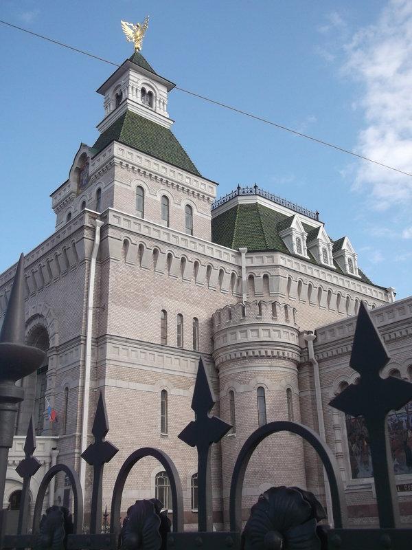 Здание музея А.В.Суворова - Svetlana Lyaxovich