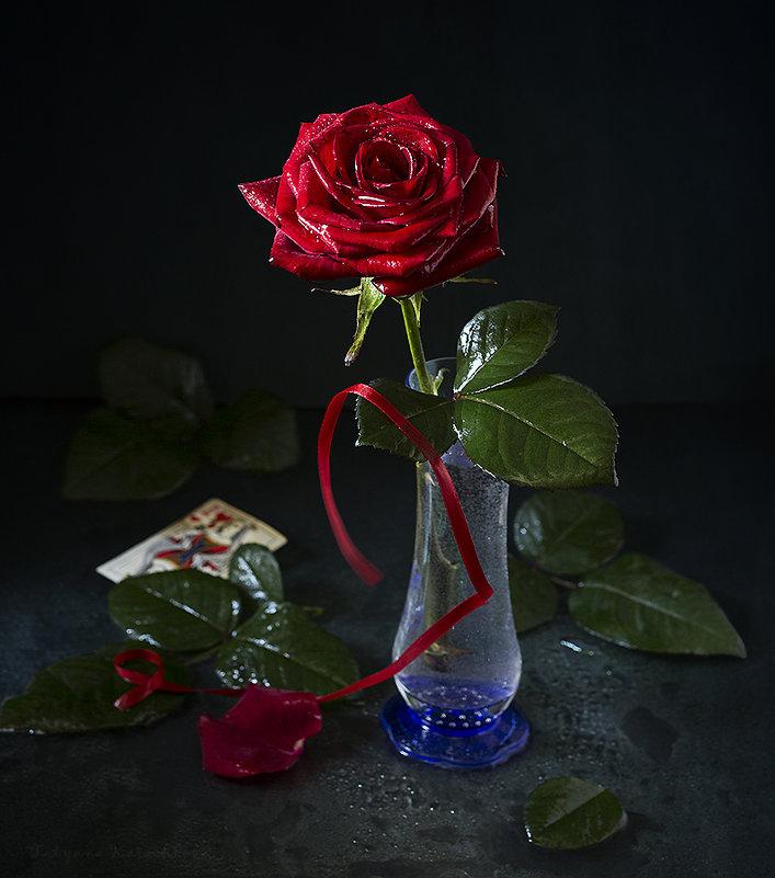Тобой подаренная роза... - Татьяна Карачкова