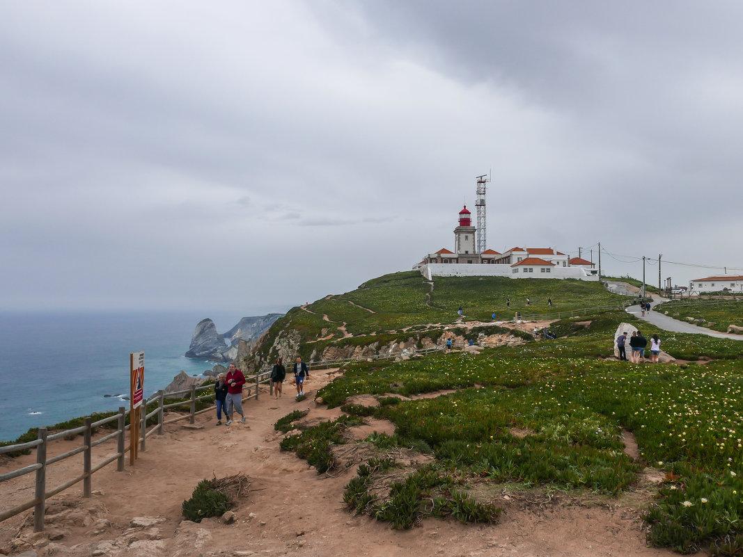 Portugal. Cabo da Roca - Павел L