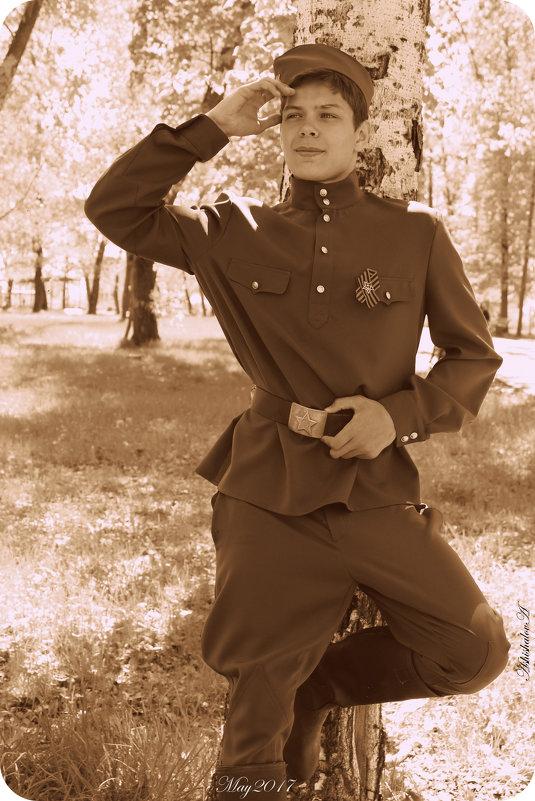 Фото-проект к празднику великой победы... - Анна Шишалова