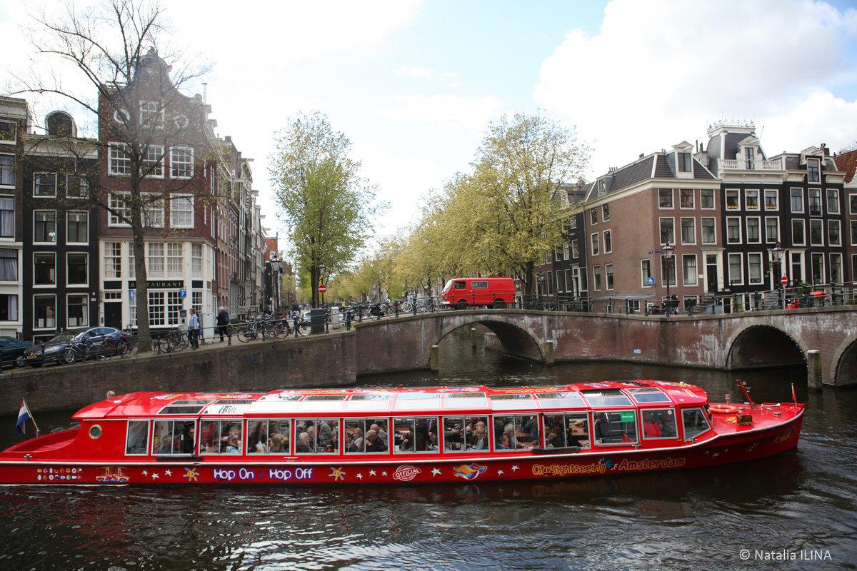 Каналы Амстердама - Фотограф в Париже, Франции Наталья Ильина