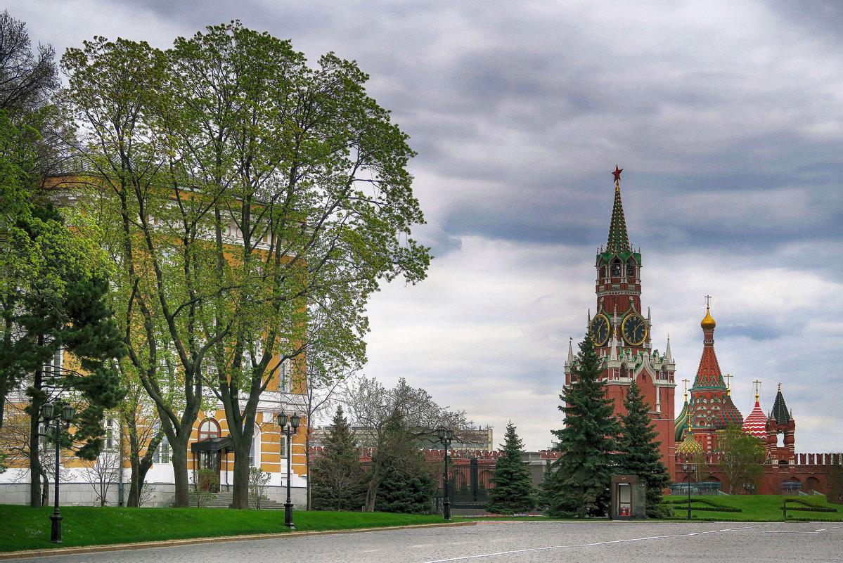 В Кремле - Евгений Кривошеев
