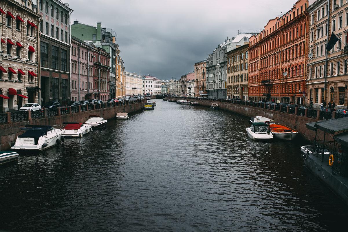 Санкт-Петербург - Максим Жидков