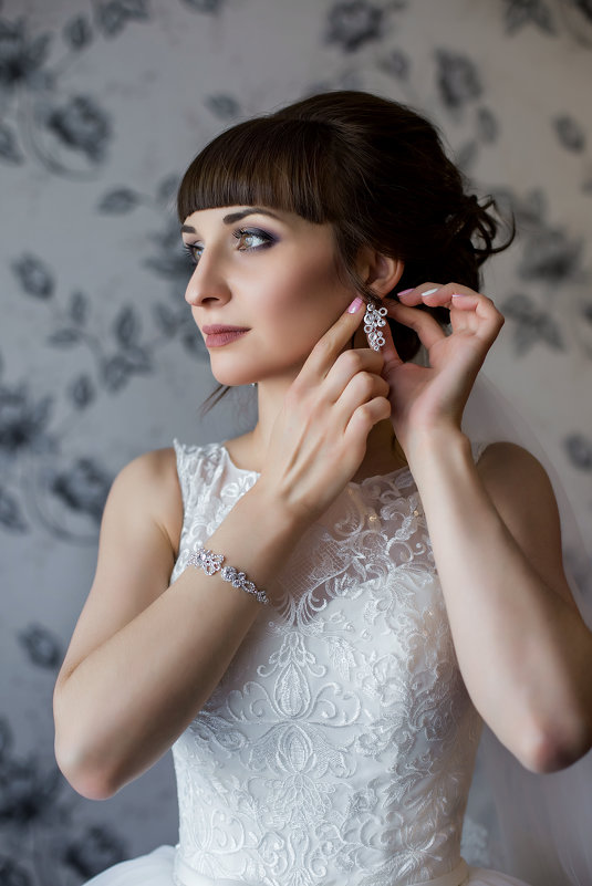 сборы невесты - Анна Цёва