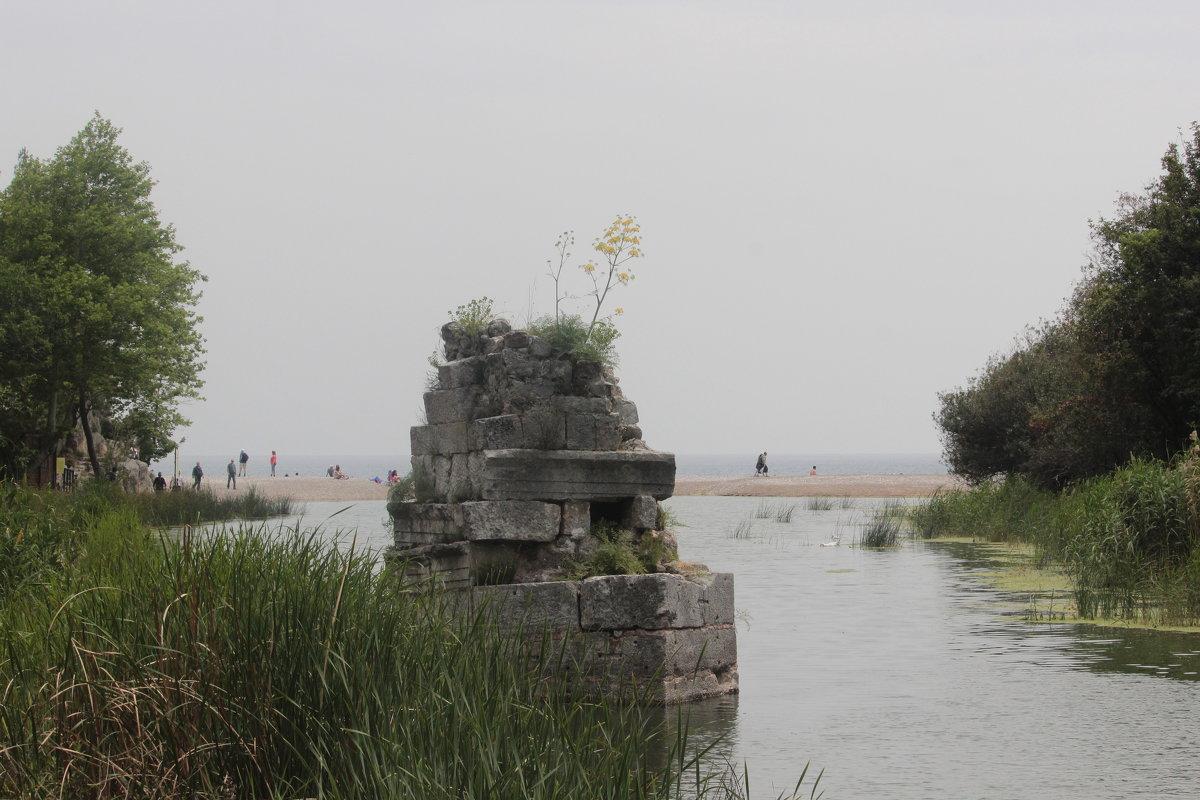 Древний город Олимпос - İsmail Arda arda