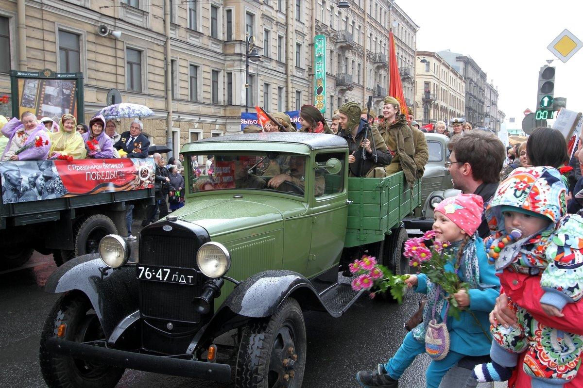 День Победы (Санкт-Петербург, 2014 г.) - Александр Алексеенко