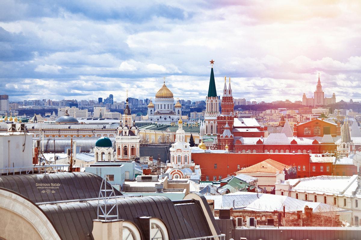 Моя Москва - Фотохудожник Наталья Смирнова