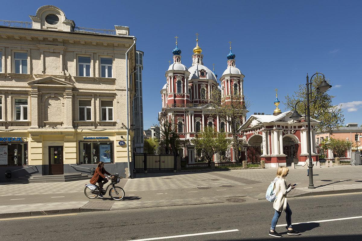 городская зарисовка - Владимир Иванов