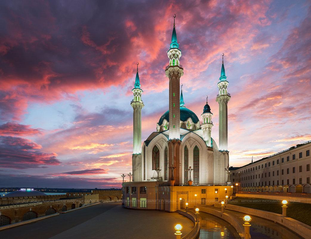 Мечеть Кул Шариф - Артем Мирный