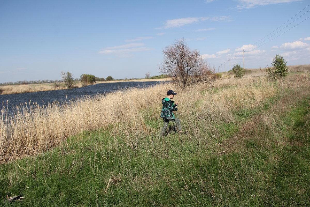 Река Тростянка - Александр Алексеев