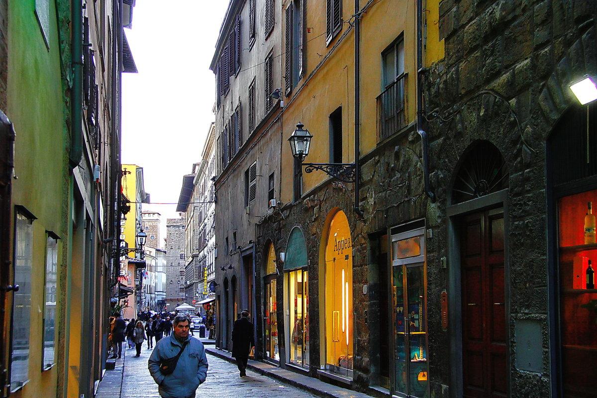 Во Флоренции зажглись огни - M Marikfoto