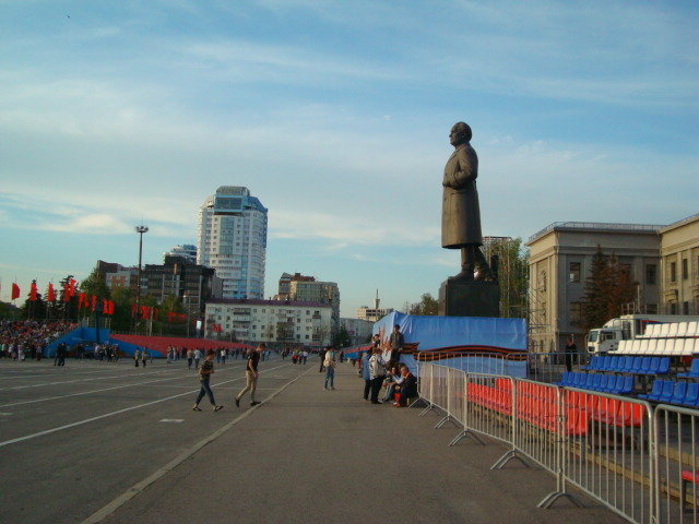 Площадь Куйбышева - марина ковшова