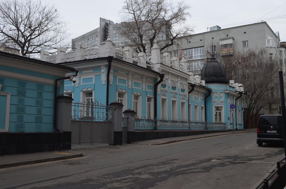 усадьба Михайловой-Тальгрен - Галина R...