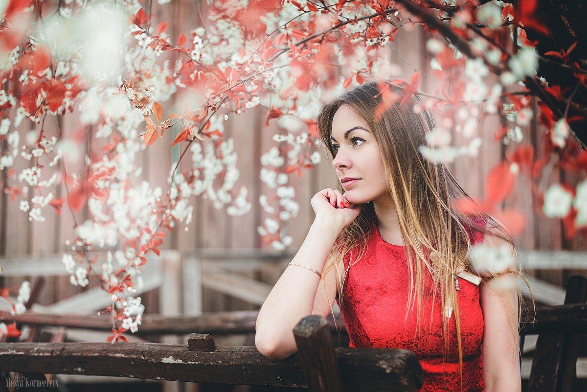 Весна - Алеся Корнеевец