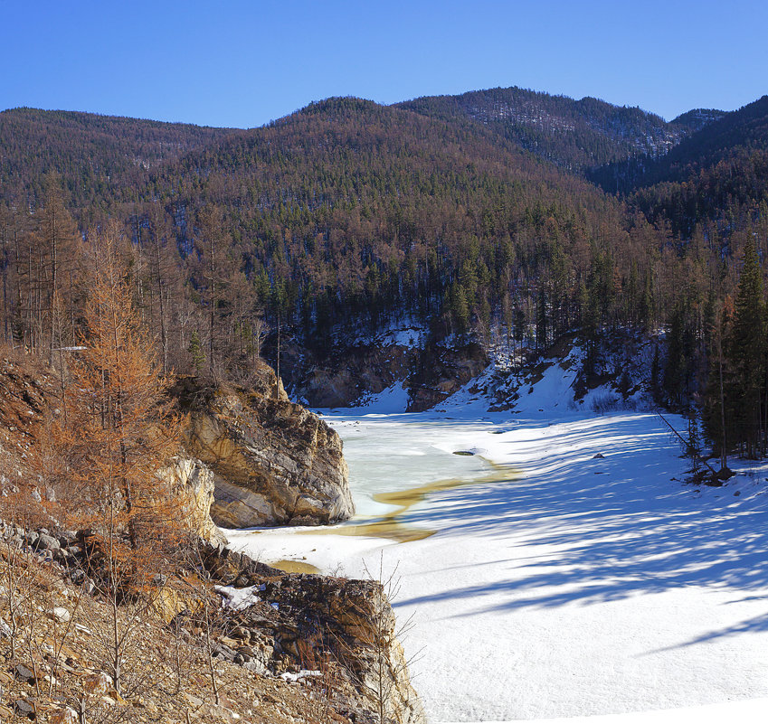 Весенний пейзаж - Анатолий Иргл