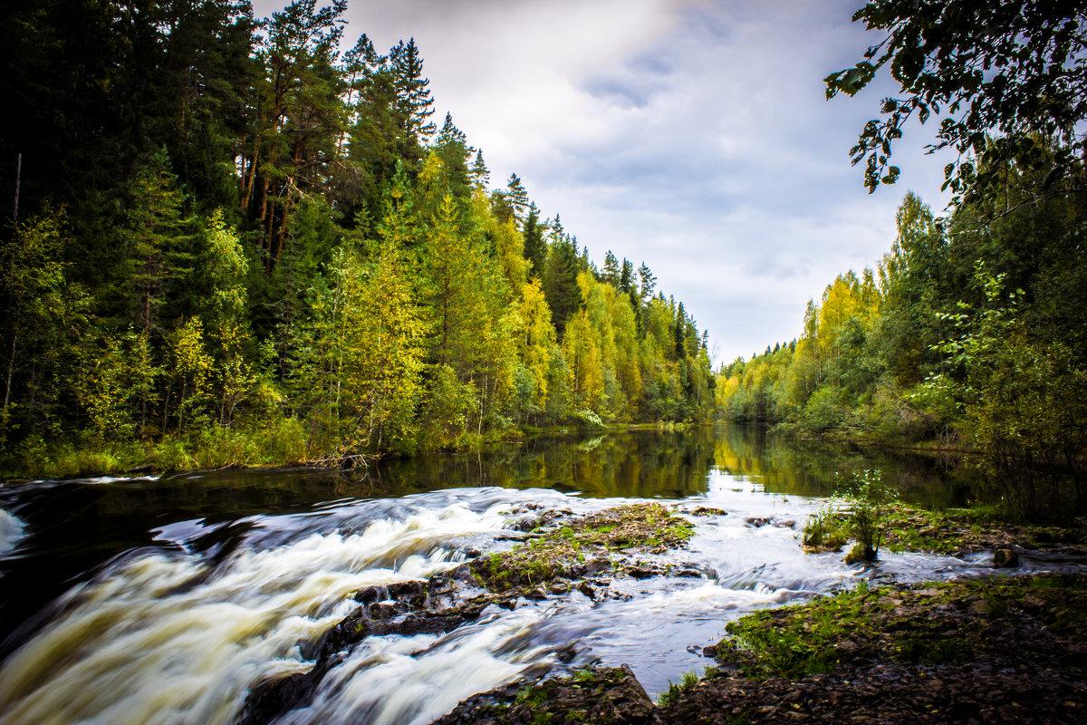 Водопад Кивач - Маргарита Си